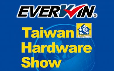 EVERWIN will return to the Taiwan Hardware Show