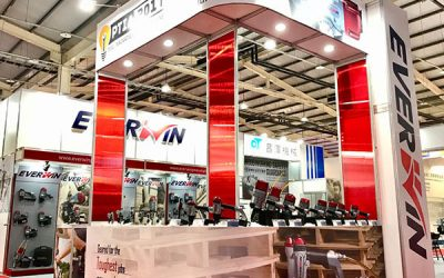 EVERWIN returned to the Taiwan Hardware Show